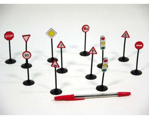 Дорожные знаки пластиковые У593