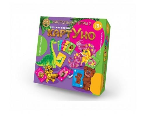 Карточная игра Карт Уно детская