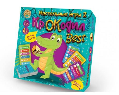 Карточная игра Крокодил 9907