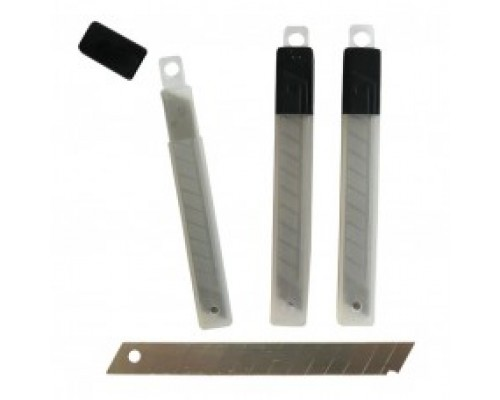 Лезвия для канцелярских ножей 9мм 9246 J.Otten