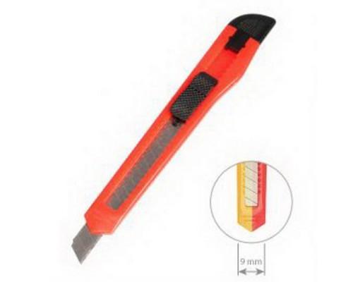 Нож канцелярский 9мм. ErichKrause Standard